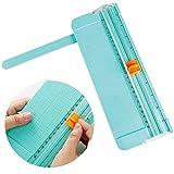 WENTS - Papierschneider, klinge papierschneider, schneidemaschine, papierschneider hebelschneider, general office Mini A5 1 Stück