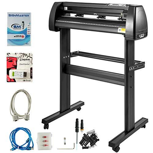 Vevor Vinylschneider Plottermaschine für Schilder, Papierzufuhr, Vinylschneider, Plotter 28Inch Style 2