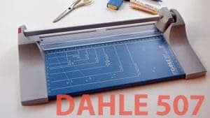 Dahle 507 Rolling Trimming Paper Cutting Machine in review