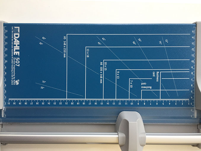 Cutting table Dahle 507