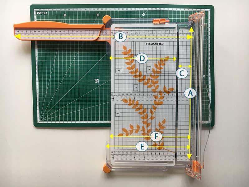 Fiskars Surecut length specifications