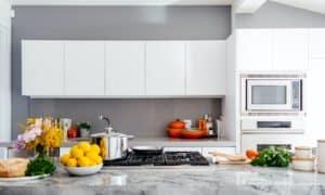 Küchen-schenidemschienen